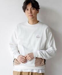 USA美國棉 兩口袋 圓領衛衣(運動衫)