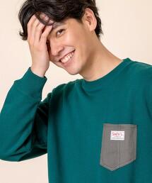 【女生也很推薦】SMITHS特別訂製圓領口袋衛衣20FW(運動衫)#