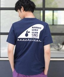 【MENS】SUNNY SPORTS 特別訂製 USA美國棉 BEACH CLEAN T恤
