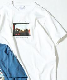 彩色照片印刷T恤