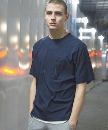 4WAY彈性口袋T恤(UTILITY LINE)