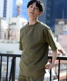 (成套企劃)抗UV泡泡紗連肩袖T恤(下裝另售)