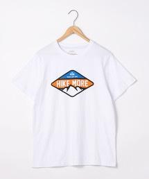 露營印花T恤