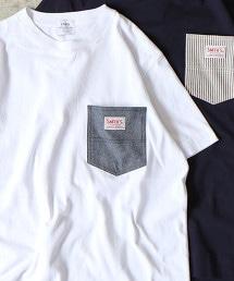SMITH特別訂製口袋T恤19SS