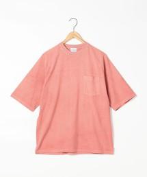 ASUTEX 輕鬆乾爽 5分袖 口袋T恤