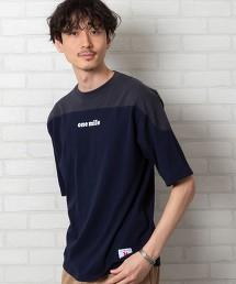 【1M】快乾天竺棉美式足球T恤