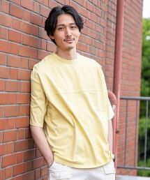淺色系口袋T恤