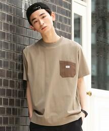 SMITHS 特別訂製 口袋TEE T恤(21SS)#