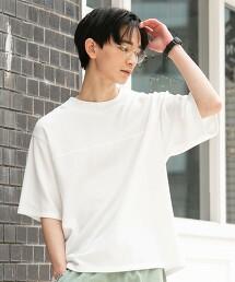 雙層紗 鹿子織五分袖T恤