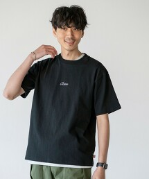 coen LOGO刺繡T恤