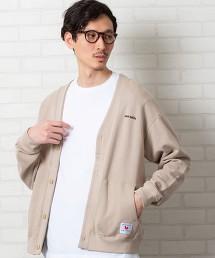 【1M】TOMPKIN 衛衣素材 對襟外套