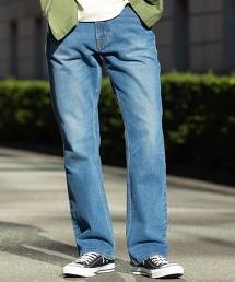 靴型牛仔褲