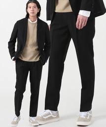 COOLFIBER(R)打摺輕便褲   OUTLET商品