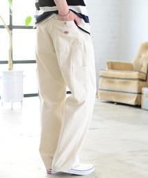 寬版油漆工褲