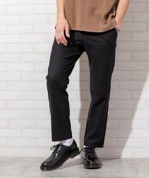 亞麻縲縈彈性輕便褲