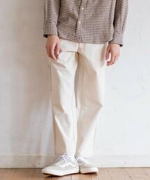 SMITHS特別訂製 油漆工寬褲#※因吊牌產地表示有誤,此商品實際的產地為中國製造