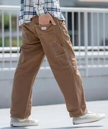 SMITHS特別訂製 油漆工寬褲#