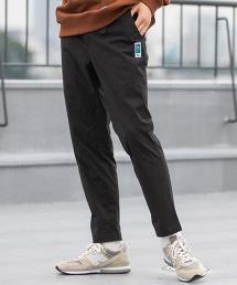 【GO OUT10月號刊載】MEI 聯名棉質尼龍彈性長褲