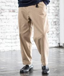寬版CHINO輕便褲