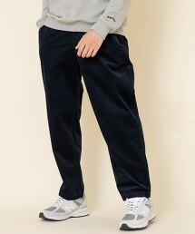 燈芯絨 輕便褲(可成套)※因吊牌產地表示有誤,此商品實際的產地為柬埔寨製造  OUTLET商品