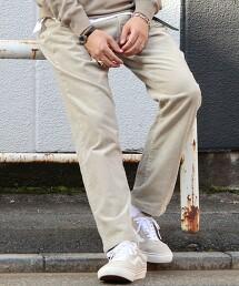 彈性 燈芯絨 5口袋 長褲#