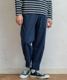 SOLOTEX(R)起毛 錐形長褲