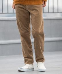 彈性燈心絨5口袋褲