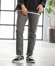 輕便褲(coen EASY SLIM)(2021SS)#