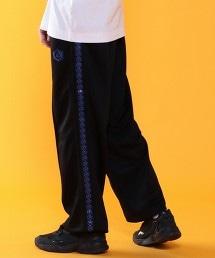 【可成套搭配】運動 寬褲(UTILITY LINE)