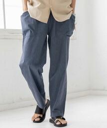 平織 園丁輕便褲
