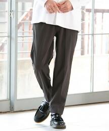 超舒適 彈性錐形褲