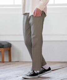 直筒工作褲