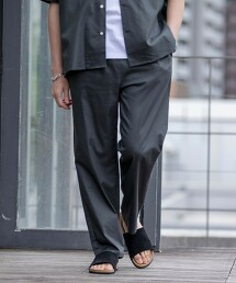 TC牛津布 輕鬆版型輕便褲(可成套)#