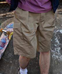 COOLMAX(R)ALL SEASON 2P 工裝短褲(UTILITY LINE)