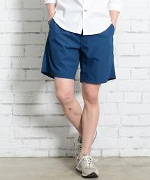 尼龍羅緞寬版短褲