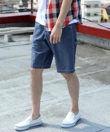 油漆工短褲