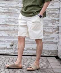 燈芯絨 短褲