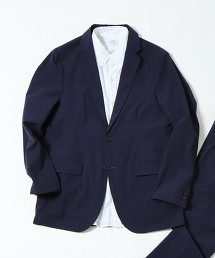 尼龍PU彈性西裝外套