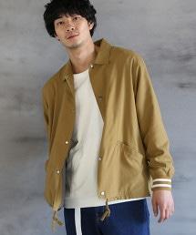 尼龍教練外套(配有智慧型手機口袋)