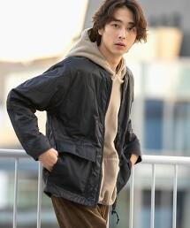 OUTLAST(R)鋪棉軍裝夾克( 絎縫外套 )#