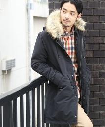 中綿野戰大衣