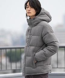 AIRCONPAD仿羊毛連帽外套