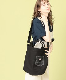 【女生也很推薦】SMITH'S特別訂製2WAY 帆布托特包