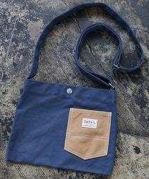 SMITH特別訂製粗棉布單車小包