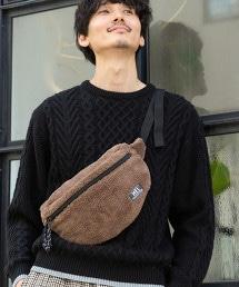 MEI 特別訂製絨毛貼身小包