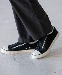 帆布 懶人鞋