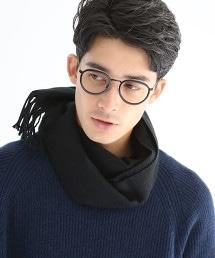 人字呢圍巾