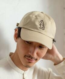 【Ryo Kaneyasu】coen熊刺繡棒球帽