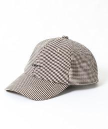 狩獵俱樂部格紋格倫格紋coen小熊棒球帽