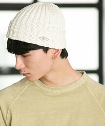 羅紋針織帽